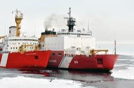 Coast Guard Ice Breakers